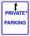 Privates Parking