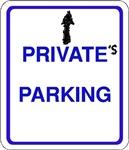 Privates Parking