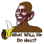 Obama Curious George