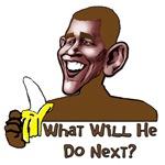 Obama Curious George