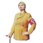 Hillary Hitler