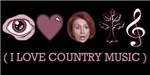 Anti Nancy Pelosi - I Love Country Music