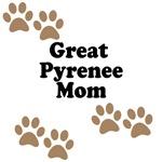 Great Pyrenee Mom