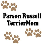 Parson Russell Terrier Mom