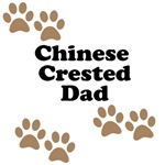 Chinese Crested Dad