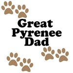 Great Pyrenee Dad