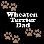 Wheaten Terrier Dad