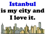 Istanbul Is My City And I Love It