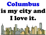 Columbus Is My City And I Love It