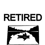 Retired. ( on the lake)
