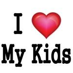 I LOVE MY KIDS