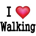 I LOVE WALKING