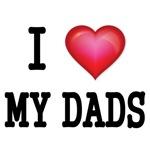 I LOVE MY DADS