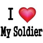 I LOVE MY SOLDIER