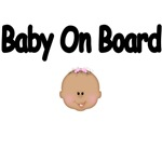 Baby on Board-girl