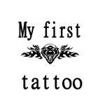 My first tattoo