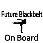 Future Blackbelt On Board
