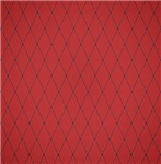 Red and Black Diamond Shapes Pattern