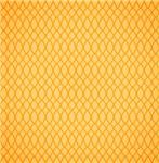 Orange Links Pattern