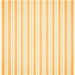 Orange Cream Stripes