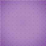 Cute Purple Tiny Circles Pattern