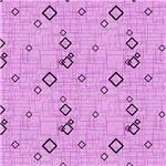 Purple Diamond Shapes Pattern