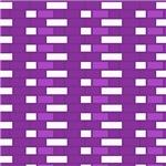 Purple and White Brick Wall Effect