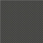 Gray and Black Circles and Squares Pattern