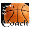 BEST BASKETBALL COACH/TRAINER T-SHIRTS AND GIFTS