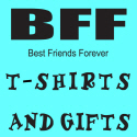 BEST FRIENDS FOREVER T-SHIRTS AND GIFTS