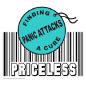 PANIC ATTACKS FINDING A CURE TEES AND GIFTS