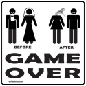 GAME OVER T-SHIRTS AND GIFTS