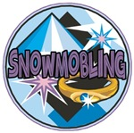Funny Snowmobile Bling Gifts