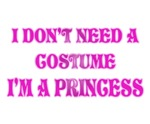 Cute Halloween Princess Costume