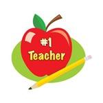 Cute Mugs, Shirts & Gifts For Teachers