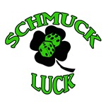 Funny Schmuck Luck St. Paddy Day T-shirts