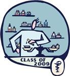 2009 PharmD Graduation Gifts & T-shirts