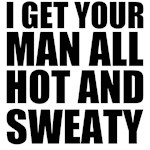 Sweaty Man