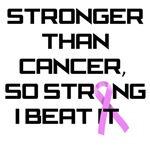 Stronger than cancer
