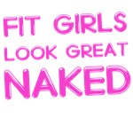 Fit girls look great naked (fronnt\back)