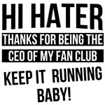 thanks for being my CEO