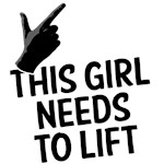 Girl needs to lift
