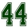44 GREEN