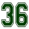 36 GREEN
