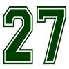 27 GREEN