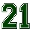 21 GREEN