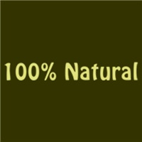 100% Natural