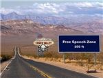 Death Valley Free Speech