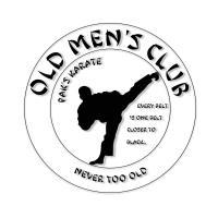 Old Men's Karate Club