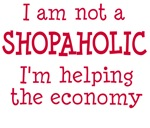 I am not a shopaholic